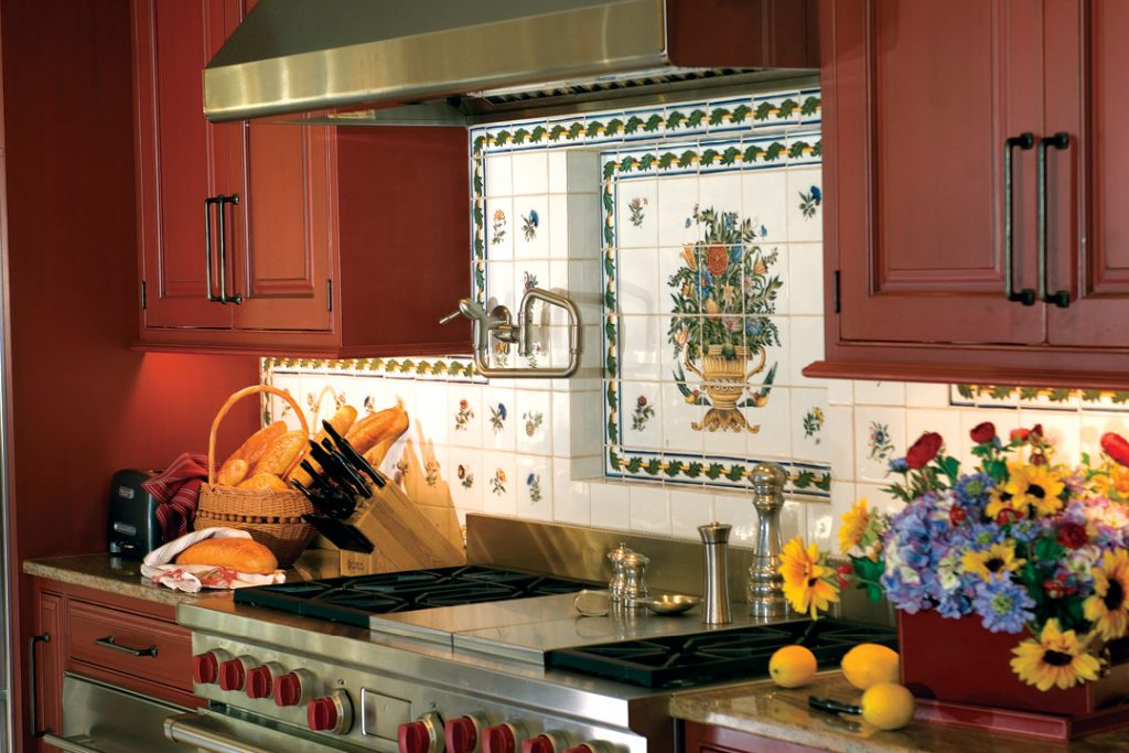 Classic Georgian Kitchen