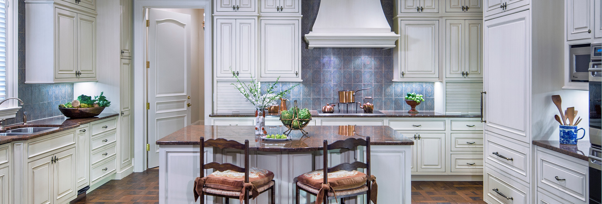 French Chateau Style | Signature Kitchens