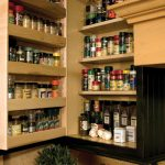 country kitchen, spice rack